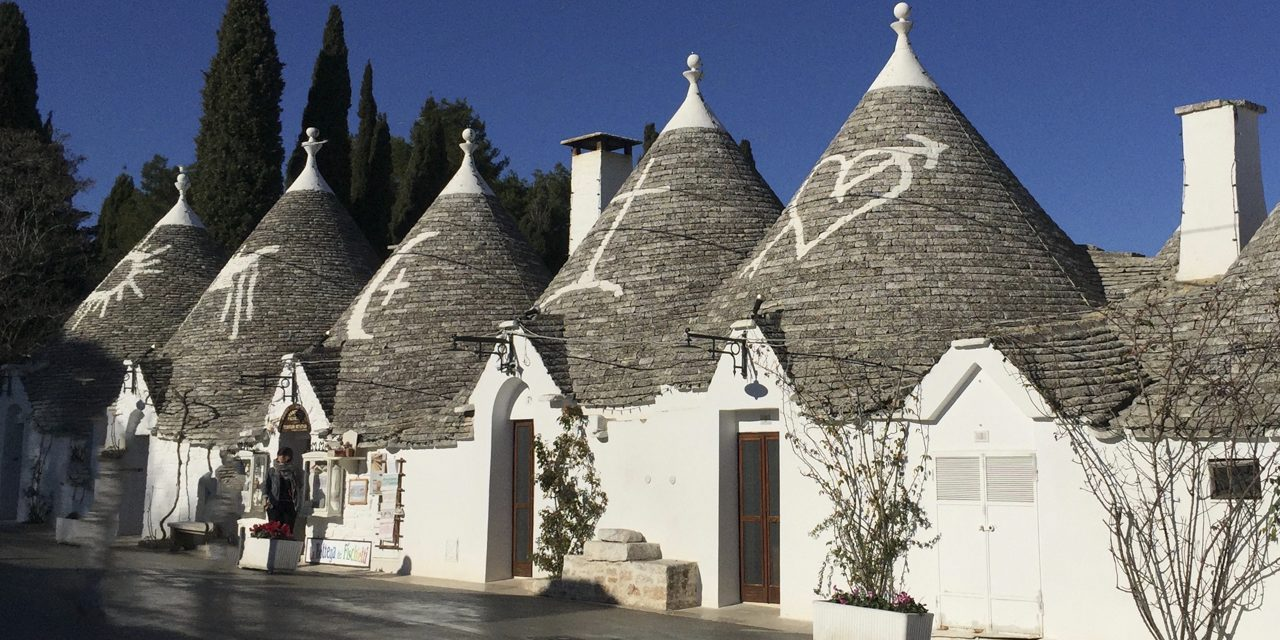Alberobello Trulli – The Most Spellbinding Homes in Italy