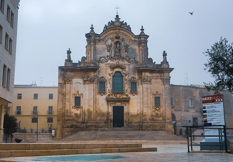St Francis of Assisi Church, Matera Italy