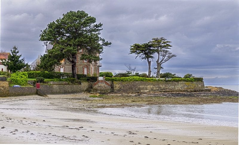 Mesquer Beach, Brittany