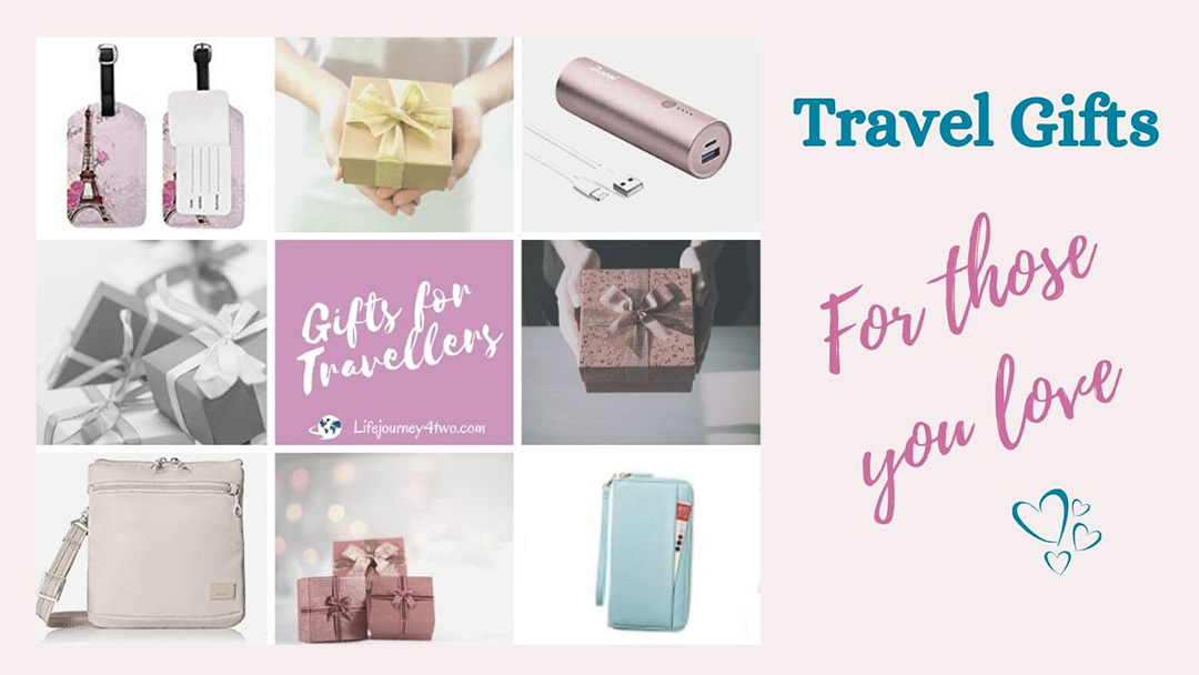 Travel Gifts header