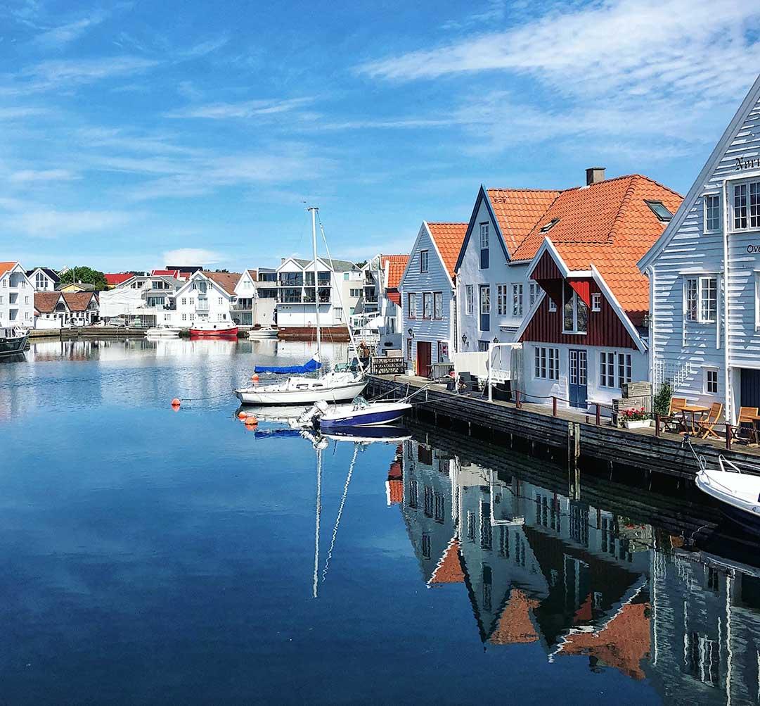 Skudeneshavn Harbour