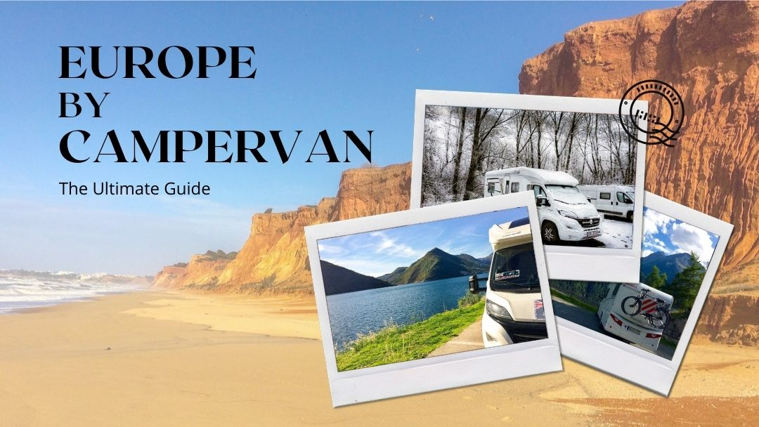 Campervanning in Europe: All You Need to Know (with interactive map)