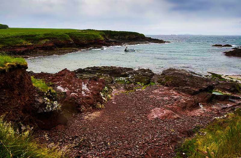 St. Brides Bay, Pembrokeshire Wales