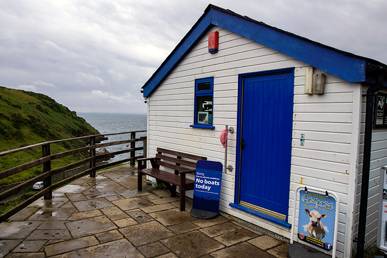 Lockley Lodge Visitor Centre, Wales
