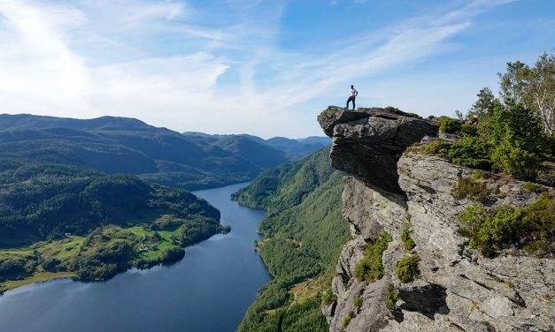 Himakana Norway – the Mini Trolltunga