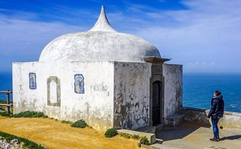 Ermida da memoria Chapel at Cabo Espichel