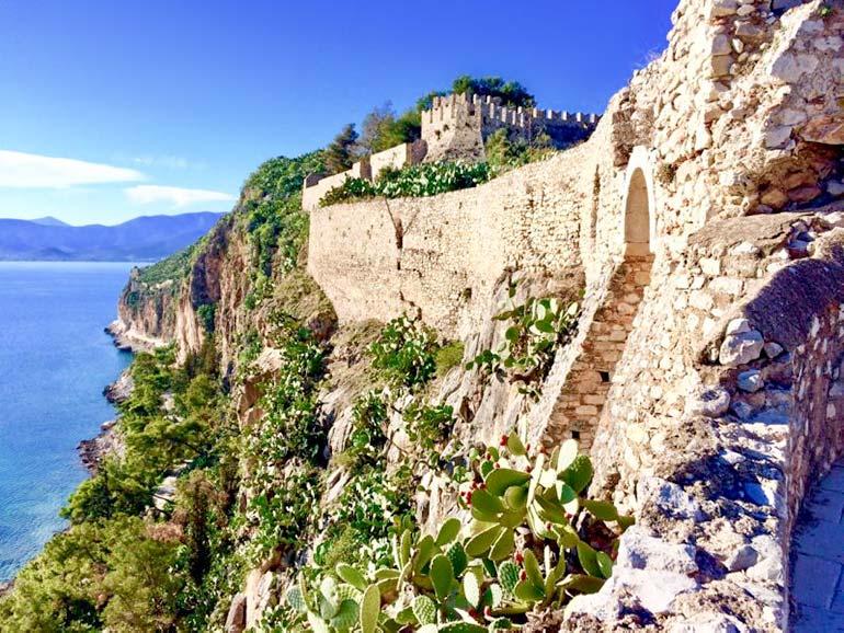 Nafplio Fortress Acronauplia