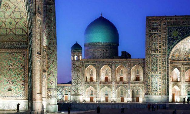 Amazing Things to do in Samarkand, Uzbekistan