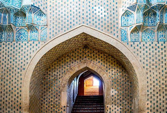Underground mausoleum