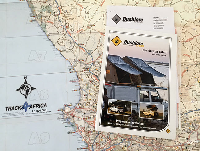 Sale contract on the 4x4 South Africa vehicle