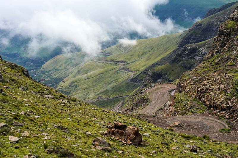 Driving The Sani Pass – An Iconic 4×4 Mountain Route