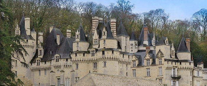 Chateau d'Usse- Loire valley itinerary