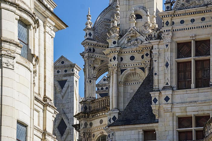 Chateau de Chambord - Loire Valley Itinerary