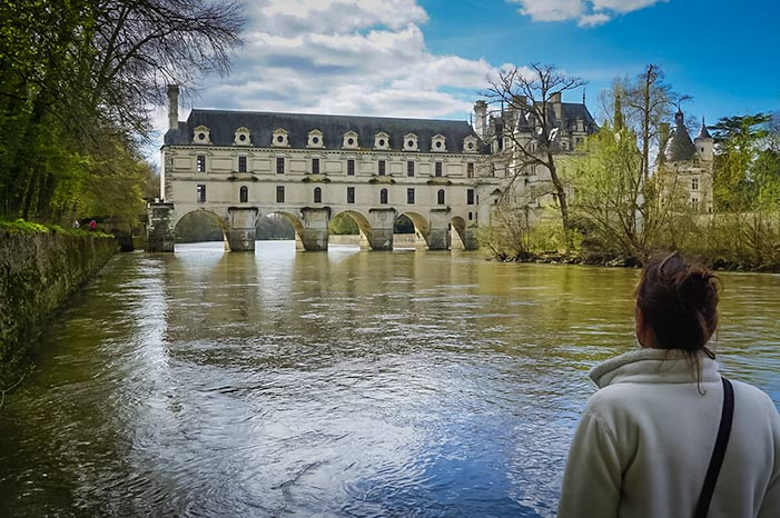 Chateau de Chenonceau - Loire Valley Itinerary