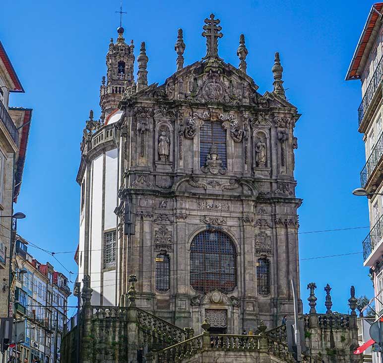 Clerigos Church, Porto