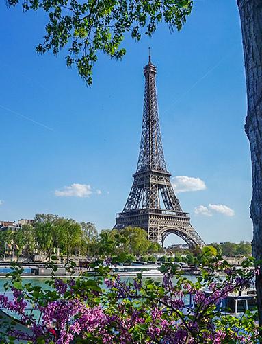 Eiffel Tower - Paris 2 day itinerary