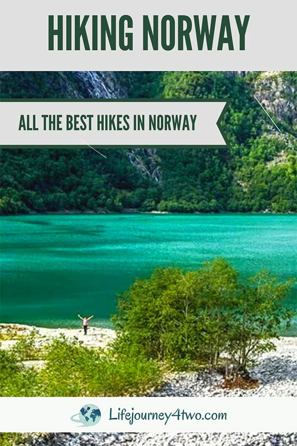 Hiking Norway Pinterest Pin