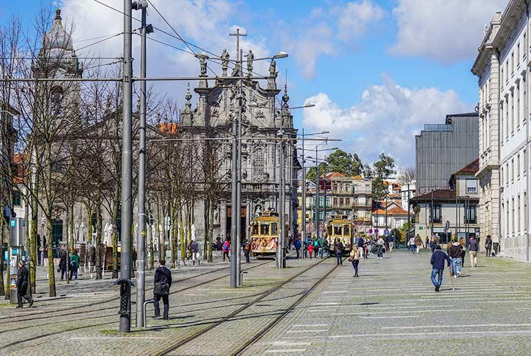 Porto city - one Day in porto