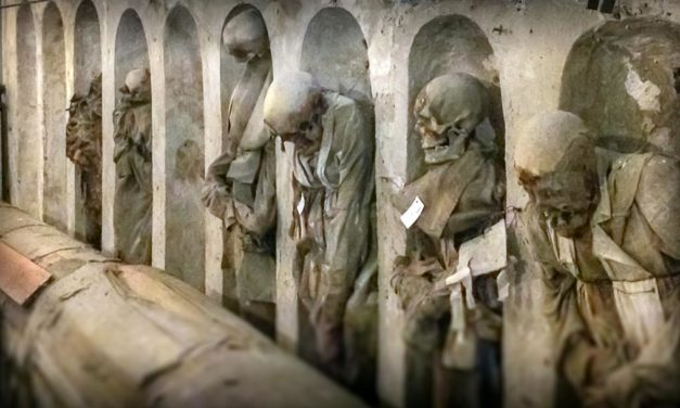 Palermo Catacombs – meaningful or macabre?