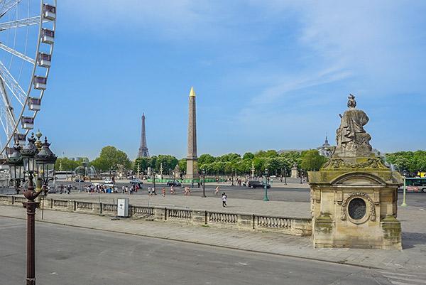 Place de la Concorde - Obelisk