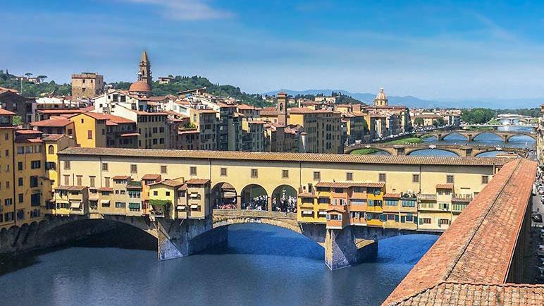 Florence Bridge Italy