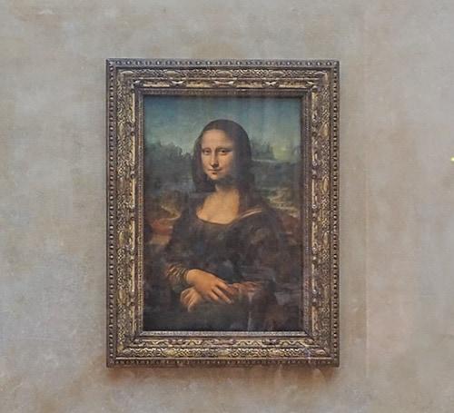 Mona Lisa - Louvre Museum - Paris 2 day itinerary