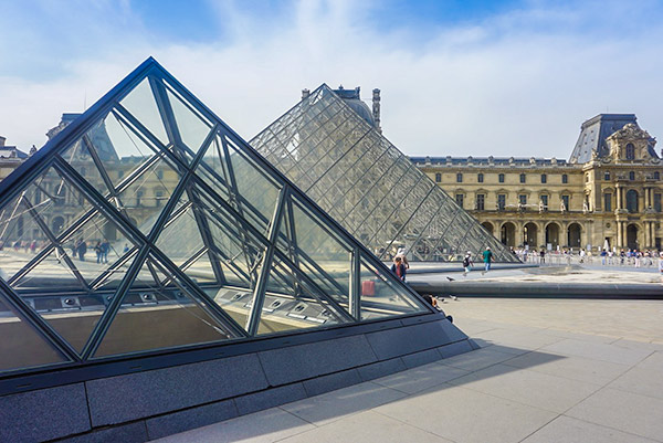Louvre Museum - Paris 2 day itinerary