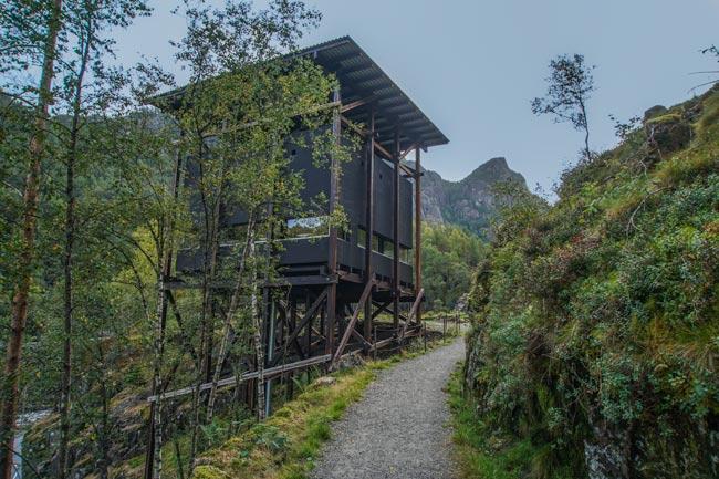 Allmannajuvet-Zinc-Mines building