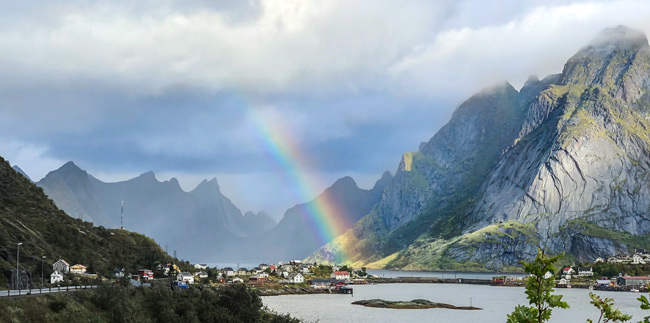 Beautiful Norway scenery_Norway 2 week itinerary