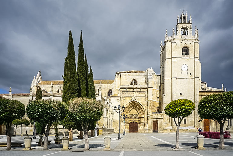Palencia Cathedral Spain