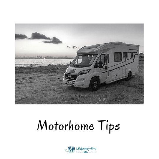 Motorhome tips pdf cover
