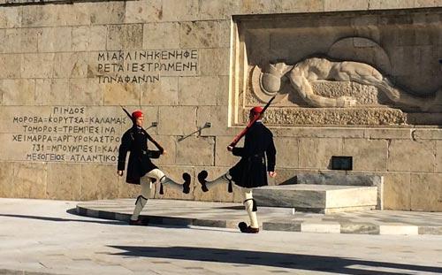 Syntagma Square Athens