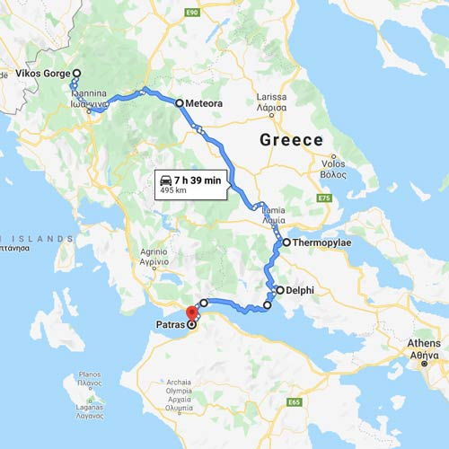 Campervan-Greece-Map-1