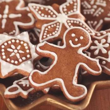 Christmas in July Gingerbread
