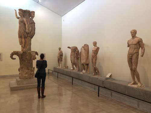 Delphi Museum Greece