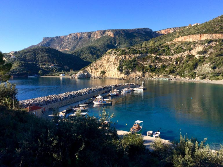 Sambatiki Harbour