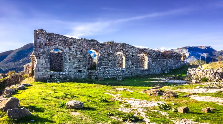 karytaina-Castle