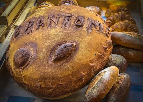 Brantome-Bread