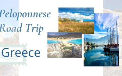 Peloponnese Road Trip: Best Campervan Guide