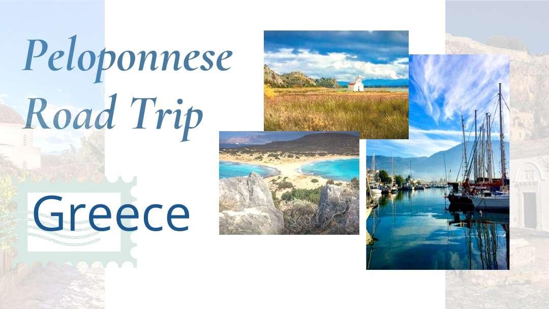 Peloponnese Road Trip: Best Campervan Guide