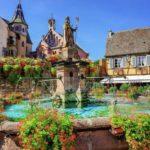 Egusheim fountain