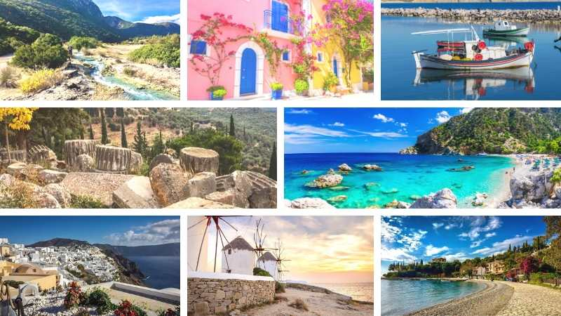 Reasons to visit Greece header