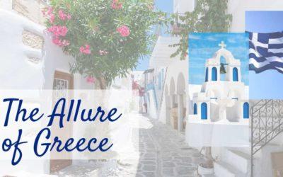 Reasons to visit Greece: Amazing Mediterranean Memories