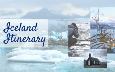 Iceland 2 Week Itinerary – An Ultimate Guide (Inc. Costs)
