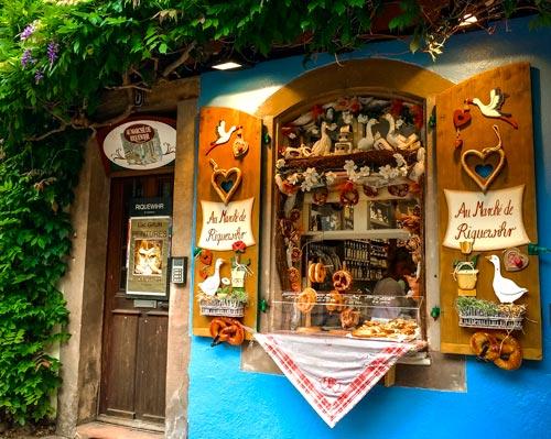 Riquewihr shop front