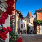 St.Jean-de-Cole Dordogne village view