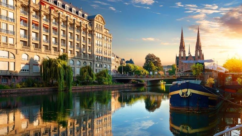 Strasbourg View