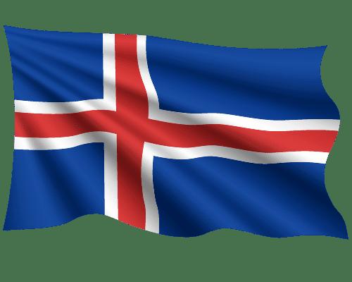 iceland flag - Iceland itinerary 4 days