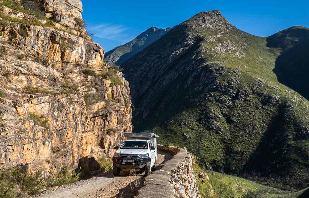 3 Fantastic Western Cape Mountain Passes