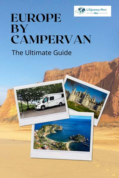 Campervanning-in-Europe Pinterest pin